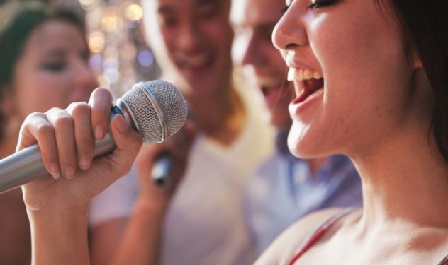 Singing karaoke, can this really treat snoring?